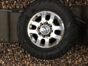8 by 180 2011 and up chevy/GMC rims Strathcona County Edmonton Area image 6