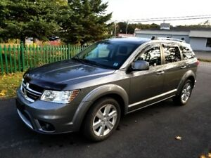 2012 Dodge Journey AWD RT Loaded. Very low KMs Save $$$$$$