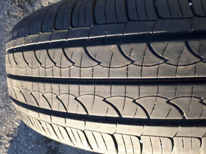 4 all seasons tires NEXEN 195/65r15