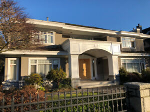Vancouver West/South Granville 6Bed 4.5Bath Furnished House