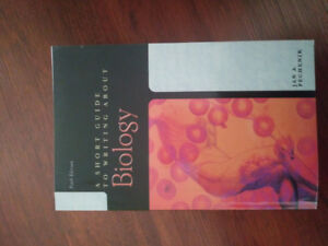 Biological science volume 1 +2 textbook and cds (unopened cds)