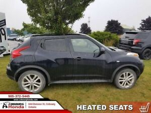 2014 Nissan Juke SV  SV LOADED LEATHER NAVI