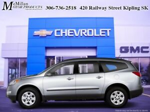 2010 Chevrolet Traverse 1LS  PST PAID,8 PASSENGER