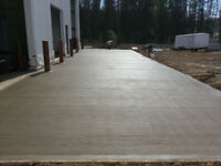 Reliable Concrete Finishing