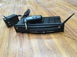Samson guitar/bass wireless system Cambridge Kitchener Area image 1
