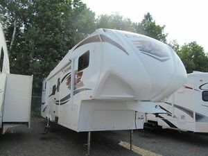 2011 COACHMEN CHAPARRAL 269BHS