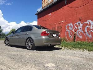 BMW 335xi 2008 twin turbo JB4 400HP/387Lbs torque!!!