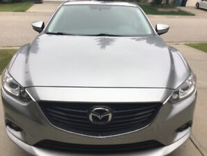 2014 Mazda 6 GS. Includes winter tires on rims