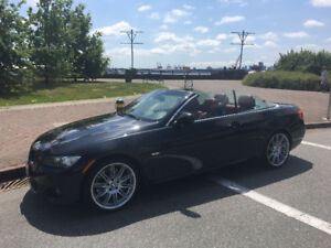 2010 BMW 335I M Convertible, 375HP, low mileage