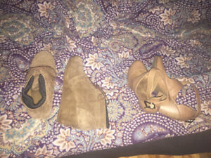 $10 boots and shoes!!!!!! size 10