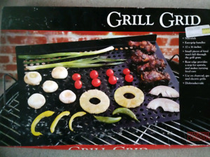 NEW Grill Grid - Good for Charcoal, Gas & Electric Grills