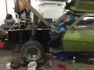 Wanted passenger side door for 70 cougar