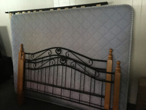 Free! Queen Size Bed. Moving Out Sale.