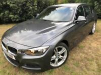 2012 BMW 3 Series 2.0 320d M Sport Saloon 4dr Diesel Automatic (s/s) (118