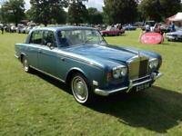 1973 ROLLS ROYCE SILVER SHADOW1 only 23000 miles Beaitiful