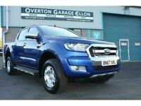 Ford Ranger Limited 1 4X4 Dcb Tdci 2.2 4dr Manual
