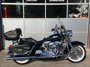 2007 Harley-Davidson Road King Classic *CHROME + Only 18,000kms*