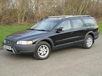 2006 56 Volvo XC70 2.4 D5 SE Auto Geartronic Cross Country AWD Diesel Estate 185