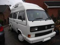 AUTOHOME VW T25 CAMPER VAN, HI TOP, 4 BERTH, 2 OWNERS, EXCELLENT CONDITION
