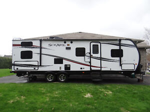 2013 Palomino Solaire Eclipse Travel Trailer