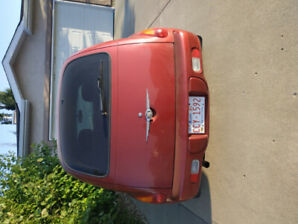 Selling 2004 Red PT cruiser