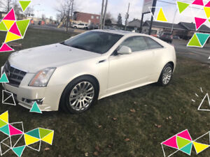 CADILLAC CTS4 COUPE SPORT AWD CONDITION AA1