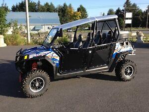 2013 Polaris RZR4 800cc 4X4