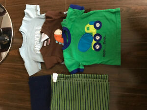 Baby boy clothes NB-6 m