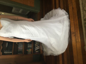 Alfred Angelo BNWT Wedding Dress