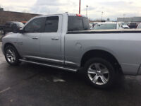 LIKE NEW Dodge 1500 rims with tires
