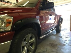 Fender flares fender extender FORD CHEVY GMC RAM TOYOTA NISSAN  Cambridge Kitchener Area image 1