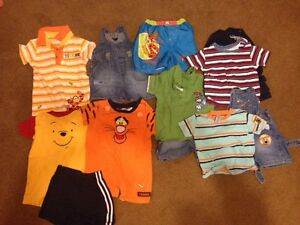 Boys Size 18 months summer clothing