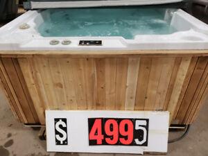 Refurbished Hydropool Hot Tub