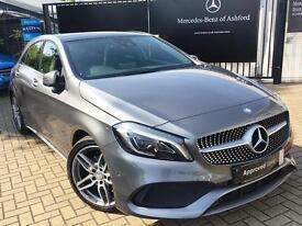 Mercedes-Benz A Class A 200 D AMG LINE PREMIUM PLUS (grey) 2016-03-09