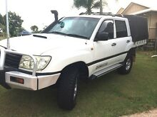 2005 Toyota Landcruiser 100 series - Chev 6.5L V8 Conversion Willetton Canning Area Preview