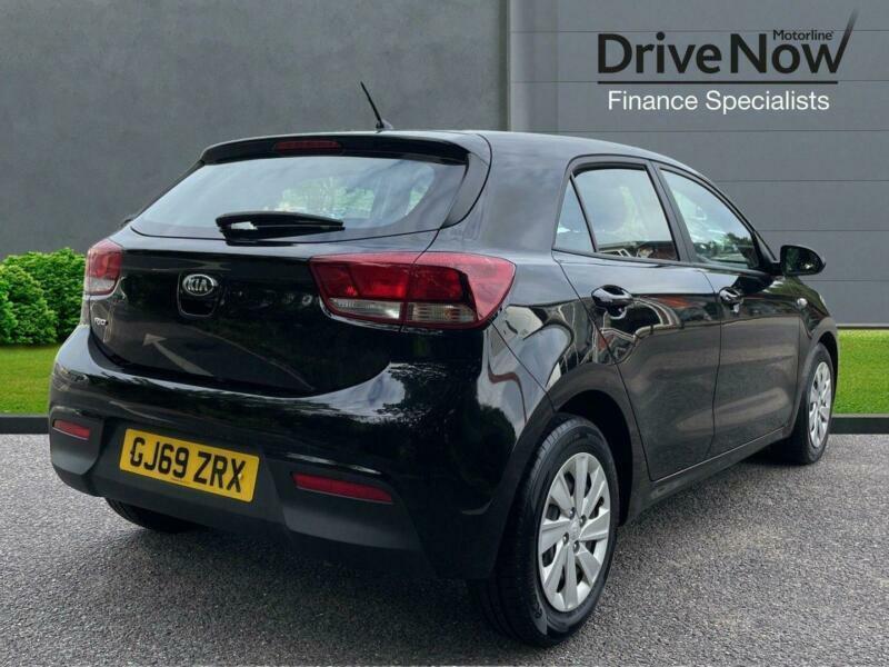 2019 Kia Rio 1.25 1 (s/s) 5dr Hatchback Petrol Manual