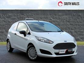 2013 63 Ford Fiesta 1.6TDCi ( 95PS ) ECOnetic II NEW SHAPE VAN