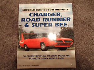 Charger, Road Runner, & Super Bee - Muscle Car Colour History
