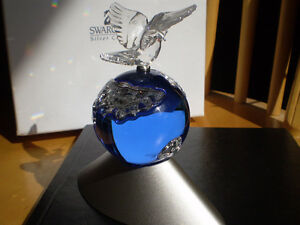 "Swarovski Crystal Figurine-"" Planet Vision Limited Edition 2000"" Kitchener / Waterloo Kitchener Area image 7"