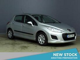 2012 PEUGEOT 308 1.6 HDi 92 Access 5dr