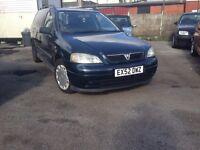 Vauxhall Astra 1.7 diesel van automatic spare or repair