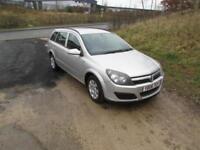 Vauxhall/Opel Astra 1.7CDTi 16v Club Diesel