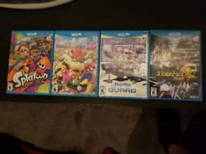 Wii U Games - Best Prices