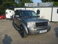 2008 52 LAND ROVER DISCOVERY 2.7 3 TDV6 GS 5D AUTO 188 BHP DIESEL