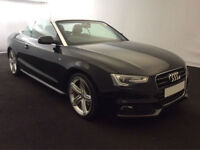 £318.72 PER MONTH 2014 AUDI A5 2.0TDI ( 177ps ) SPECIAL EDITION DIESEL MANUAL
