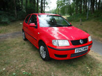 Volkswagen Polo 1.4 auto 2001MY E BARGAIN AUTOMATIC