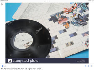 Looking for Pink Floyd records