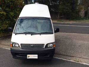 Toyota Hiace 2004 Model For Sale - Sydney.  Woolloomooloo Inner Sydney Preview