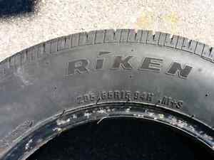 Winter Tires and rims, 2 brand new spares!!! Cambridge Kitchener Area image 5