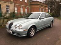 Jaguar S-TYPE 3.0 auto V6 1 OWNER,70300 MILES,FULL SERVICE HISTORY,